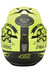 ONeal Fury RL Helmet California black/neon yellow